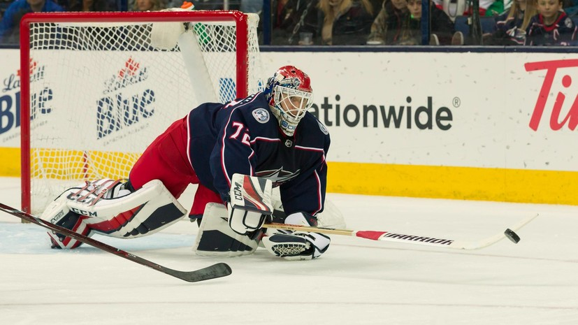 Russian Bobrovsky Recognized As The Best Goalkeeper Of Nhl