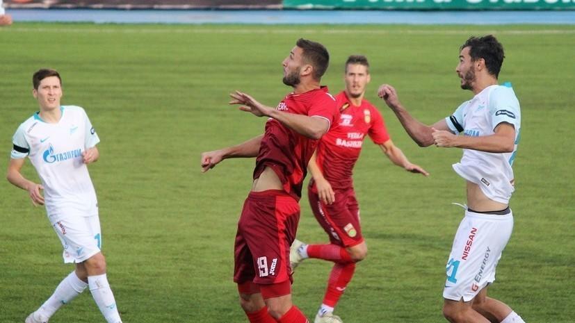 В «Уфе» прокомментировали решение писать фамилии на футболках игроков в Лиге Европы кириллицей