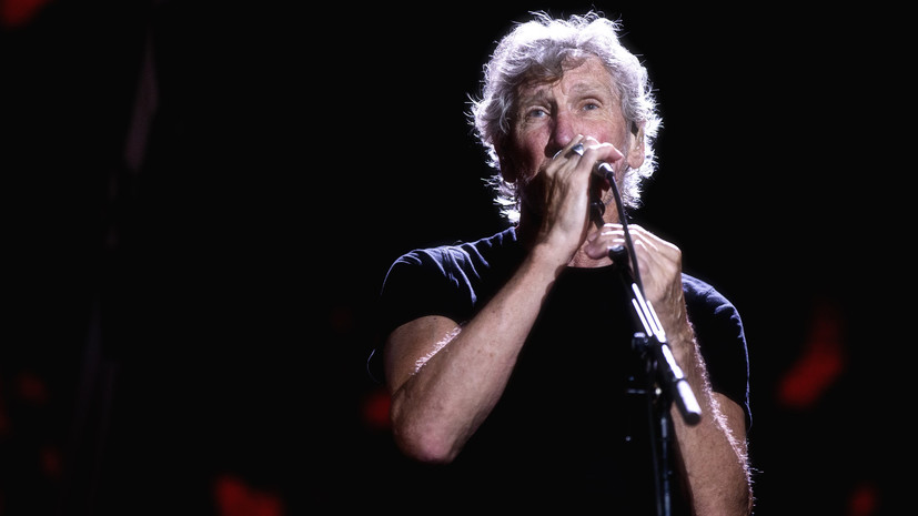 Основатель Pink Floyd Роджер Уотерс попал в базу данных «Миротворца»