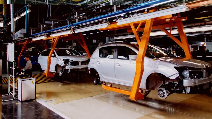 «АвтоВАЗ» озвучил цены на новейшую Лада Granta