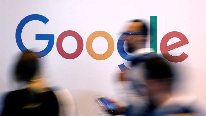 В Google ответили на обвинения Трампа по поводу избирательного показа новостей о нём