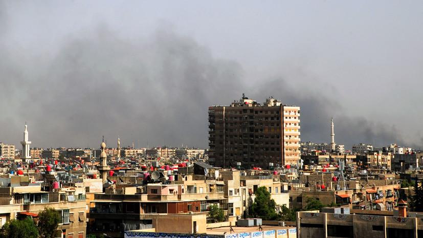 Небензя: у Дамаска нет химоружия и намерений его применять