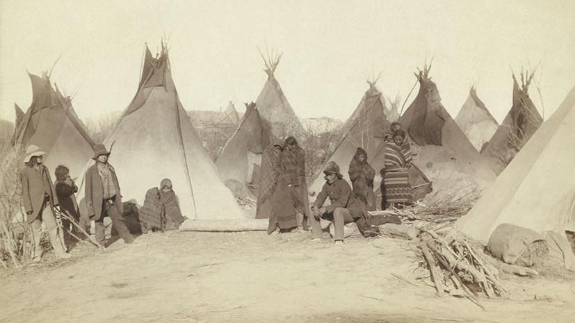 Системная изоляция: сможет ли коренное население Северной Америки покинуть резервации