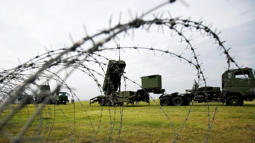 Эксперт назвал политическим актом намерение Украины закупить у США комплексы ПВО