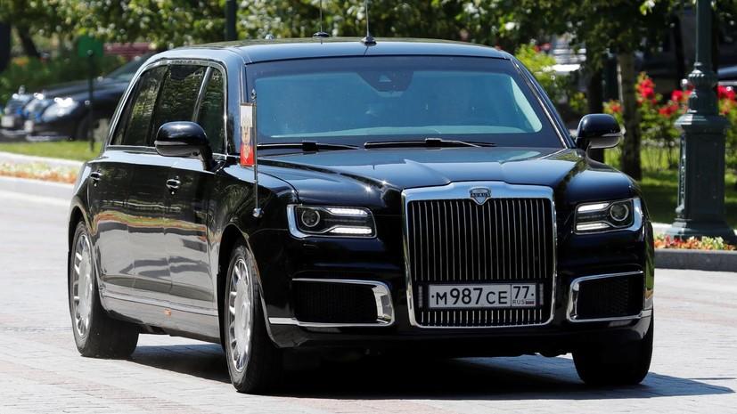 Мантуров отметил заинтересованность ОАЭ в покупке российских автомобилей Aurus