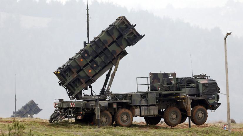 Посол Украины рассказал о намерении Киева закупить американские комплексы ПВО