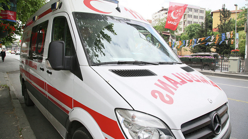 В Ростуризме уточнили число пострадавших в ДТП в Турции россиян