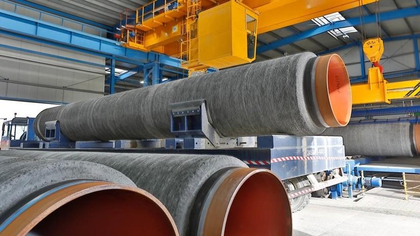 Компания Uniper не исключила выхода из «Северного потока — 2» из-за санкций США