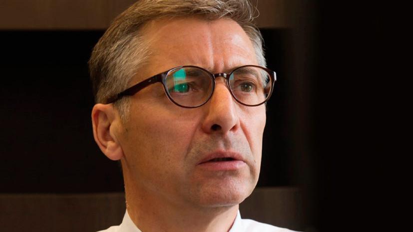 Вице-президент Новолипецкого металлургического комбината погиб в Москве