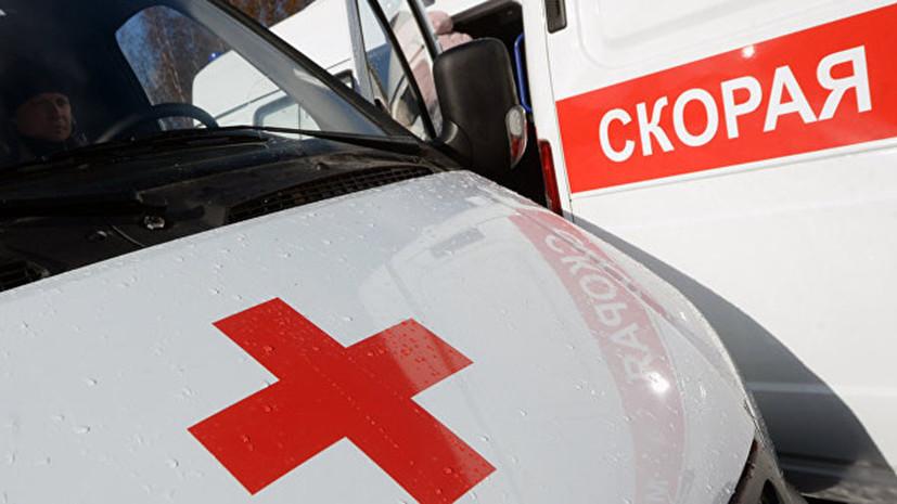 ВБрянске 5 человек пострадали при обрушении печи назаводе