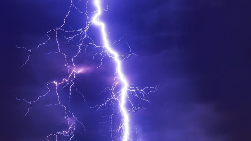 Синоптики объявили «жёлтый» уровень погодной опасности в Московском регионе на 31 августа