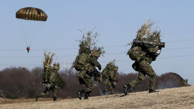 «Связанные с КНДР опасения по-прежнему сильны»: зачем Япония увеличивает военный бюджет