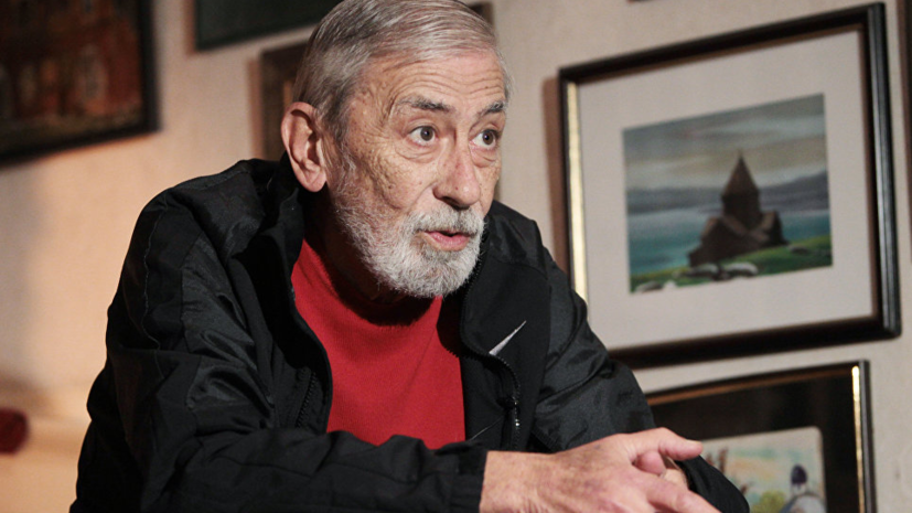 Кикабидзе прокомментировал сообщения о своей госпитализации