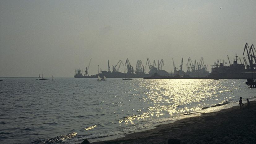 На Украине заявили о способности уничтожить за пять минут российский флот в Азовском море