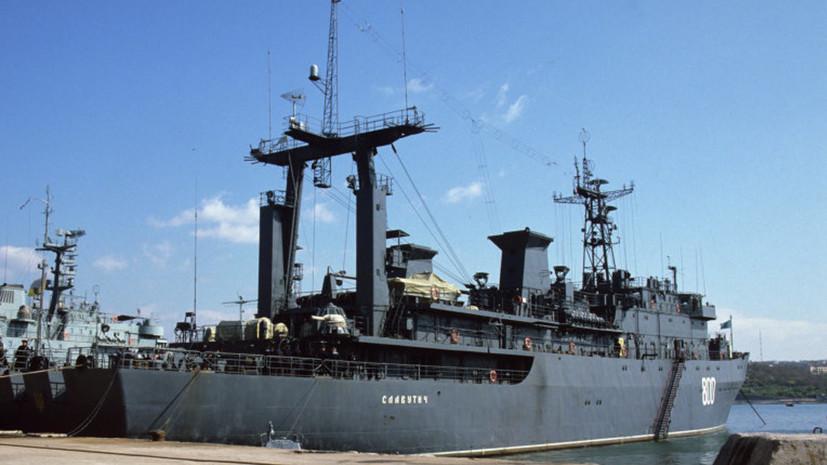 Эксперт прокомментировал заявление украинского депутата о способности Киева уничтожить российский флот