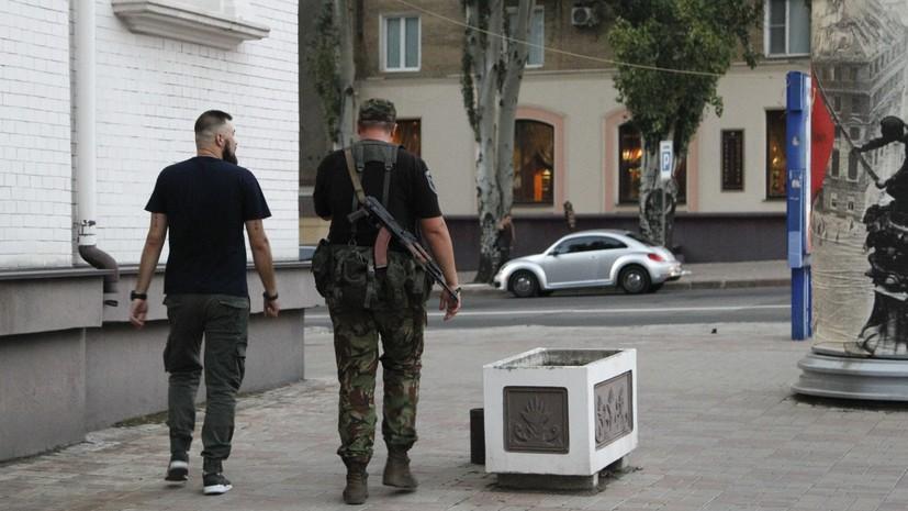 В ДНР заявили о задержании подозреваемых в убийстве Захарченко