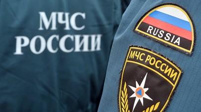 В Домодедове в жилом доме произошёл пожар площадью 2 тысячи квадратных метров