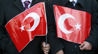 СМИ: Турция заявила о готовности пойти на ответные меры из-за принятых США санкций