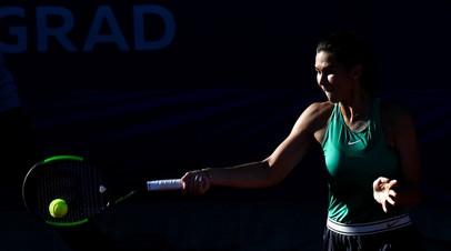 Вихлянцева проиграла Брэйди в первом круге теннисного турнира в Вашингтоне