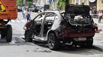 Семья Шеремета пожаловалась в суд на бездействие генпрокурора Украины