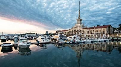 Круизное сообщение между Сочи и Крымом возобновится 5 августа