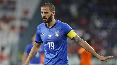 Фанаты «Ювентуса» освистали Бонуччи после его возвращения из «Милана»