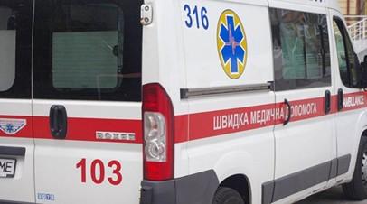В Киеве фигуранту дела об убийстве Вороненкова вызвалискорую к зданию суда