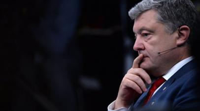 Эксперт оценил планы Порошенко инициировать заседание СНБО из-за опасений вмешательства в выборы