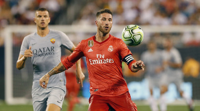 «Реал» обыграл «Рому» в матче Международного кубка чемпионов