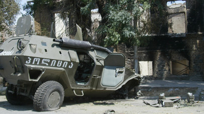 «Циничное вероломство»: что привело к конфликту Грузии и Южной Осетии в августе 2008 года