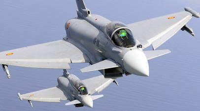 НАТО предложило Эстонии помощь в расследовании инцидента с пуском ракеты самолётом альянса