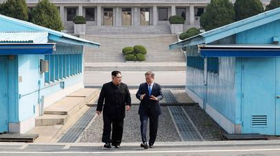 КНДР и Южная Корея проведут переговоры на высоком уровне 13 августа