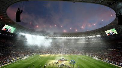 Президент России поручил к 2024 году вывести стадионы ЧМ-2018 на самоокупаемость