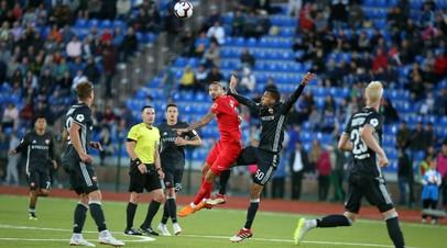 Бывший арбитр Хусаинов назвал выдуманным пенальти, назначенный в ворота «Енисея» в матче с ЦСКА