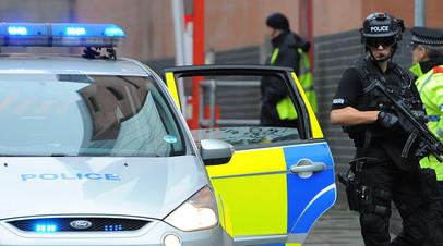 В результате стрельбы в Манчестере пострадали десять человек