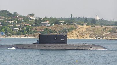 СМИ: Балтфлот получит подводную лодку «Алроса»
