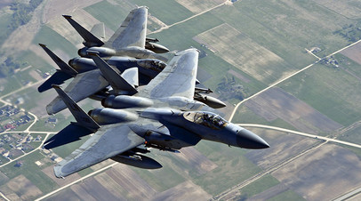 Самолеты ВВС НАТО