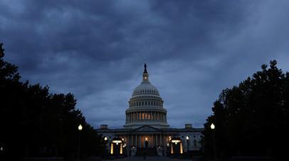 Банки, Интерпол и координационный центр: как конгрессмены намереваются защитить США от «российской угрозы»