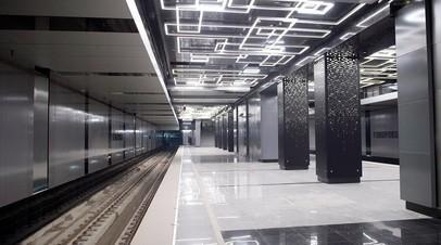На участке зелёной ветки московского метро прекращено движение