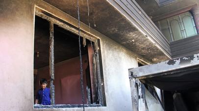 СМИ: 10 человек погибли при взрыве около учебного заведения в Кабуле