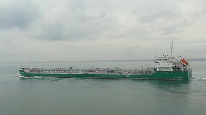 «Капитаном подан протест»: экипаж судна «Механик Погодин» сообщил о новой попытке проникновения на судно