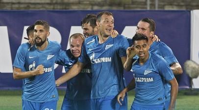 Бывший футболист сборной России Алдонин: «Зенит» потратил слишком много сил в Лиге Европы