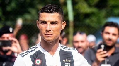 Роналду выйдет в стартовом составе «Ювентуса» на матч Серии А с «Кьево»