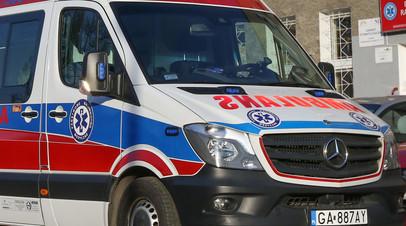 В Польше после ДТП с украинским автобусом госпитализировали 10 детей