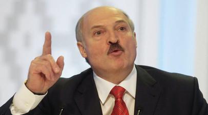 Лукашенко: Белоруссия никогда не станет вассалом ни одной страны