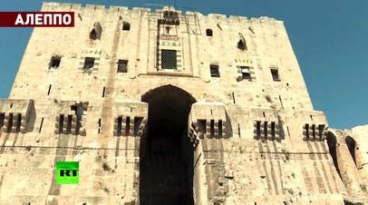 Вернуть былое великолепие: как идёт восстановление Алеппо