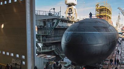 Россия и Филиппины ведут переговоры о поставке подлодок проекта 636