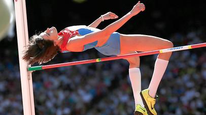 Чемпионка Олимпиады 2012 года Чичерова включена в резервный состав сборной России по лёгкой атлетике