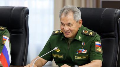 Россия и Буркина-Фасо подписали соглашение о военном сотрудничестве