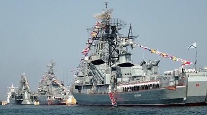 Сторожевой корабль «Сметливый» возвращается в Севастополь из Средиземного моря